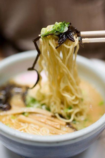#RicheFoods:Miso Ramen