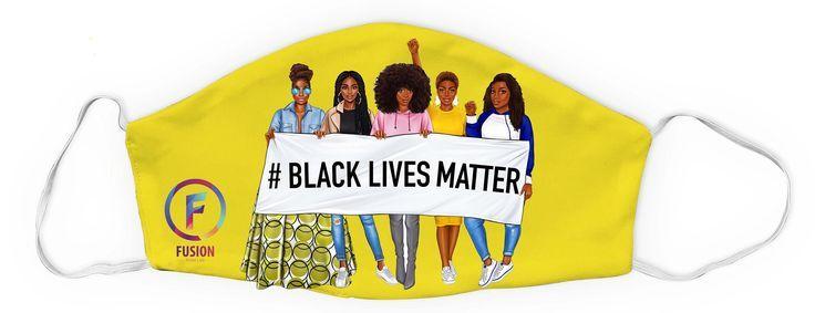 Black owned business logo in 2020 black lives matter