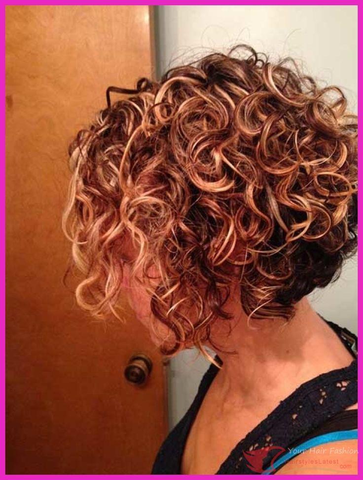 Remarkable 1000 Ideas About Short Permed Hair On Pinterest Short Permed Short Hairstyles For Black Women Fulllsitofus