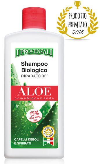 Shampoo Biologico Riparatore