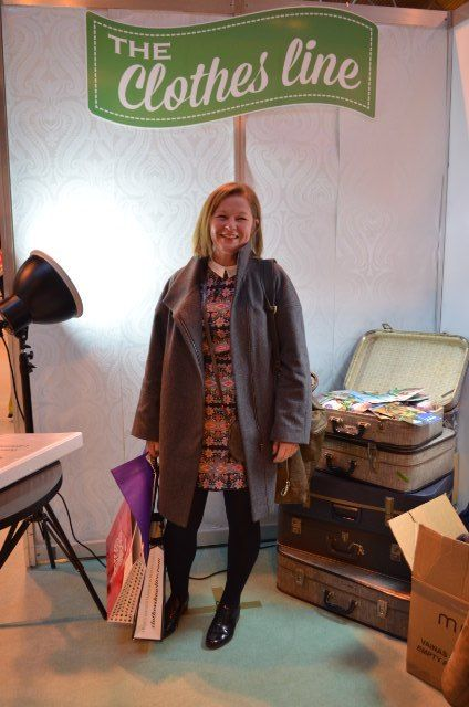 Sarah Richardson - one of our style ambassador Clothes Show winners