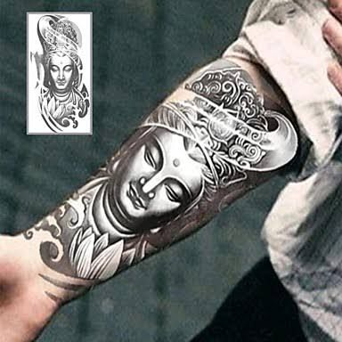 Image result for buddha tattoo