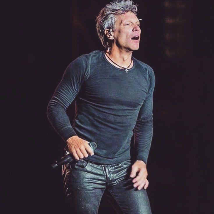 Jon Bon Jovi #2017 #thishouseisnotforsale #THINFS #THINFStour #bonjovi @xmx887 | Instagram