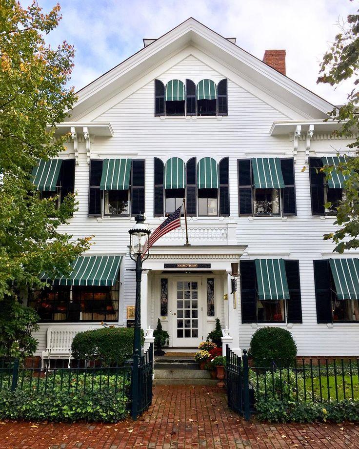 The Charlotte Inn, MV