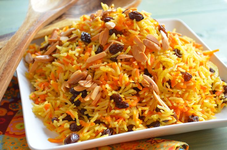 Rosh Hashanah Carrot and Raisin Basmati Rice | Recipe | Joy of Kosher with Jamie Geller