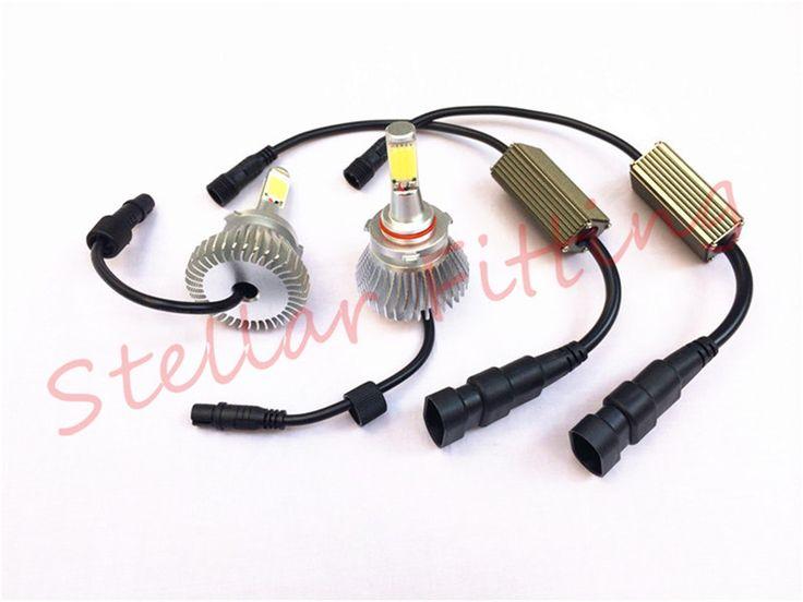 LED/Автомобильные фары 9006 (HB4) 40 Вт/6000 К LED Магазины havet H1, H7, H8, H9, 9005,9006/H10 HB3, HB4, СВЕТОДИОДНОЕ освещение