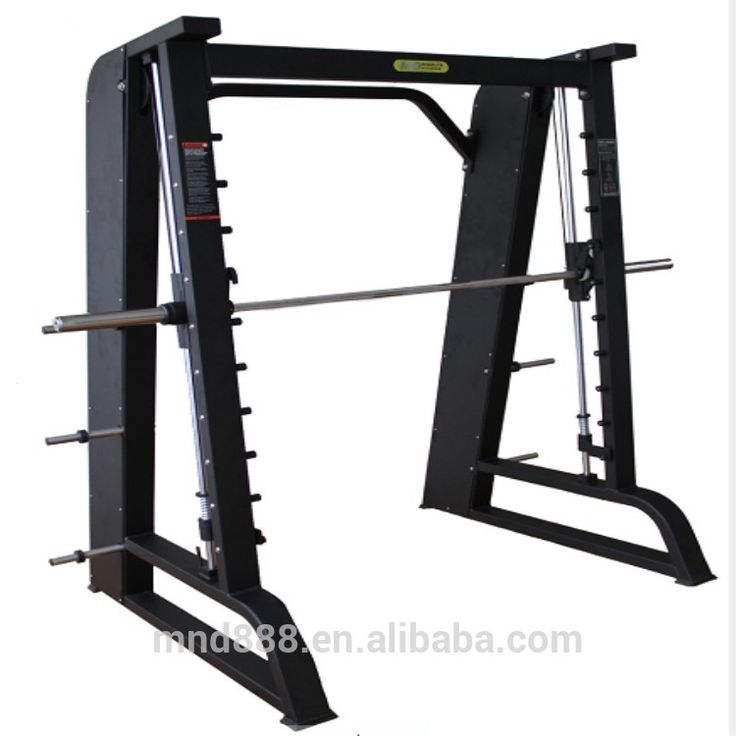 New Commercial Fitness Equipment Gym Equipment Home Gym Smith Machine