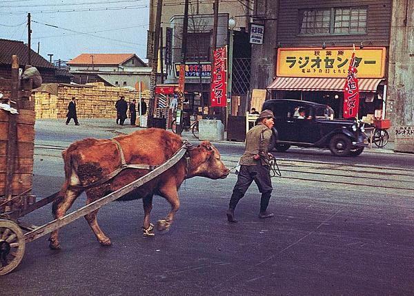 秋葉原、昭和26年 Akihabara, 1951 Tokyo