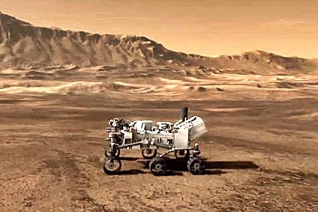 Sonda «Curiosity» vai começar a fazer cartografia do sistema solar