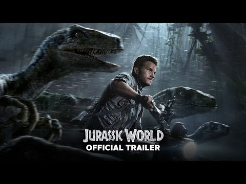 "This New ""Jurassic World"" Trailer Is Everything You Need"