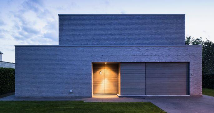 Plat dak | Modern | Realisaties | Bouwbedrijf Qubo