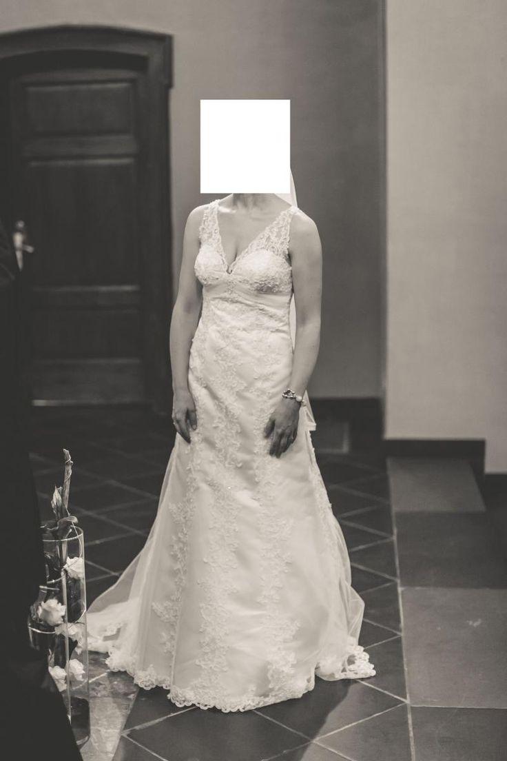 ♥ Brautkleid Calanthe Blandina aus 2014 zu verkaufen ♥  Ansehen: https://www.brautboerse.de/brautkleid-verkaufen/brautkleid-calanthe-blandina-aus-2014-zu-verkaufen/   #Brautkleider #Hochzeit #Wedding