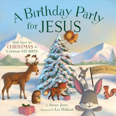 The meaning of Christmas is often overshadowed by the wave of commercialism that precedes it. It's all too easy for kids to lose sight of the true meaning of this holiday when their daily cartoons include a flood of toy commercials and their focus is on their own wish list. This book is a heartwarming reminder to children that Christmas isn't about Santa or asking for presents; it's about celebrating Jesus's birthday...