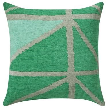 Rapee Riot Cushion Emerald | Spotlight Australia