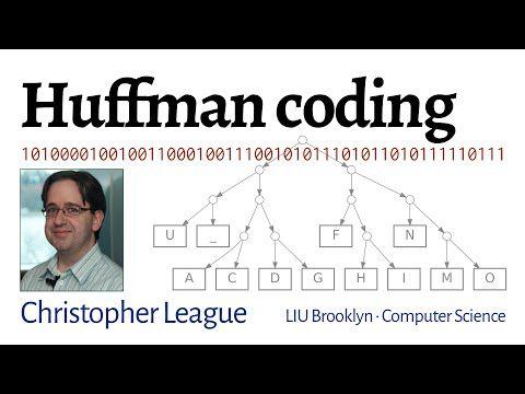 Huffman coding - YouTube