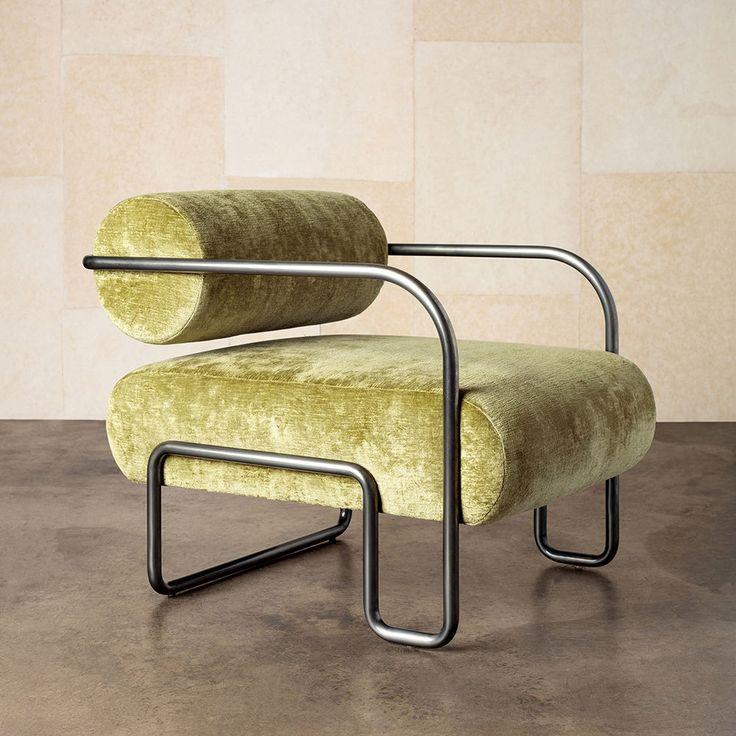 Ardent club chair sillas muebles italianos muebles - Muebles italianos clasicos ...