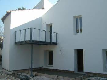 terrasse suspendue sur 2 murs 13015 marseille en paca. Black Bedroom Furniture Sets. Home Design Ideas