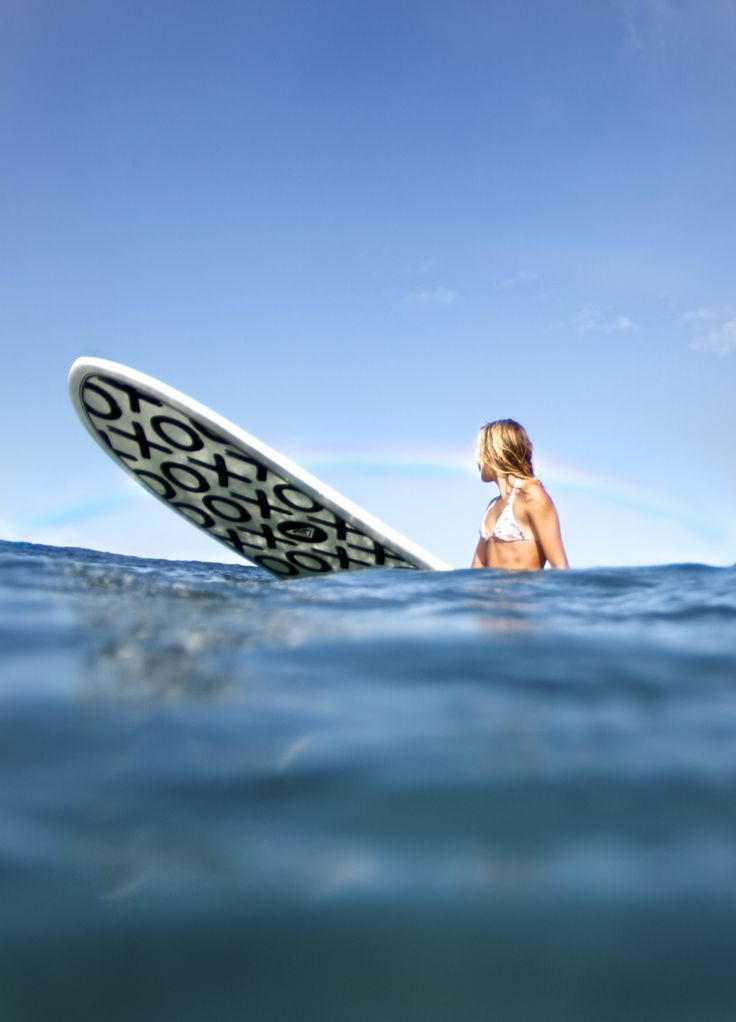 I want to learn how to surf!! Someone want to take me to Hawaii or Cali for my birthday?!