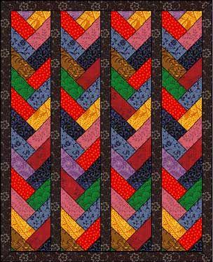 Prairie Braid Pattern: tutorial included