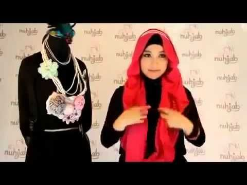 ▶ Tutorial Hijab Shawl Tutorial Hijab Modern Tutorial Hijab ~Nadya Hijab 2014 - YouTube