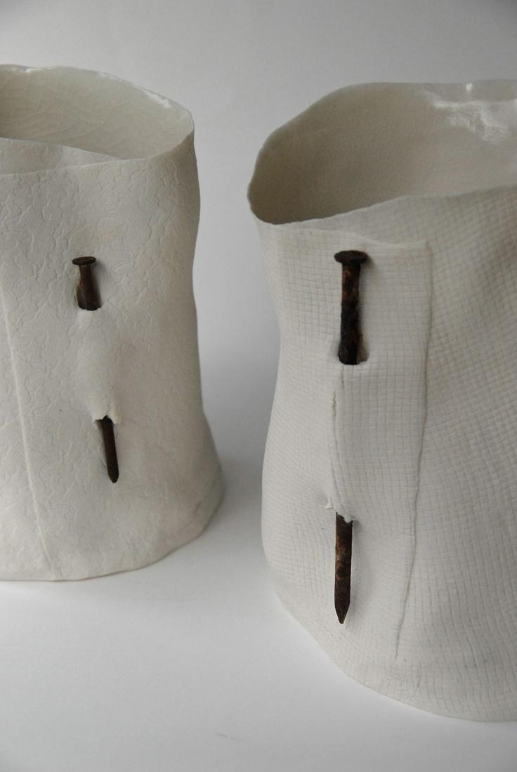 best porselein images on pinterest ceramic jewelry ceramic art