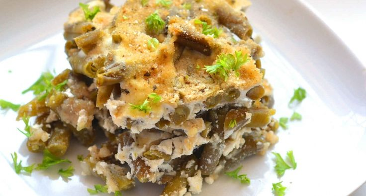 Rakott zöldbab recept húsmentesen | APRÓSÉF.HU - receptek képekkel