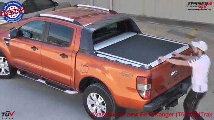 At www.accessories-4x4.com: Ford Ranger Wildtrak 2014 3.2 4x4 offroad mu...