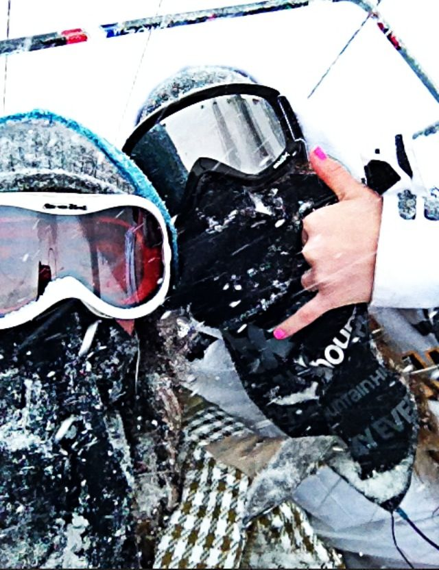 Missing the snow right now #snowboarding