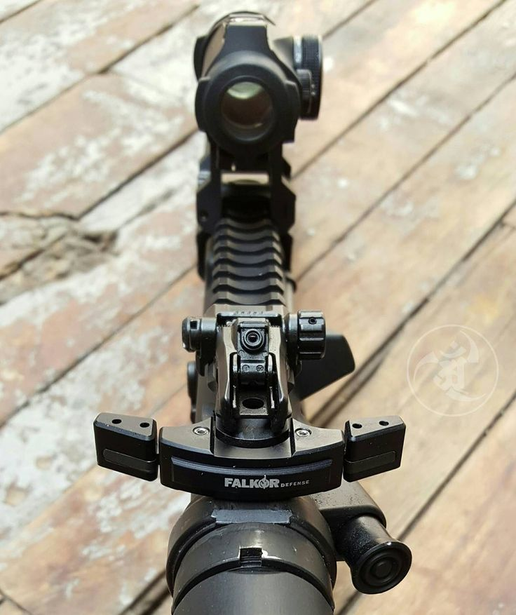 I want that charging handle...