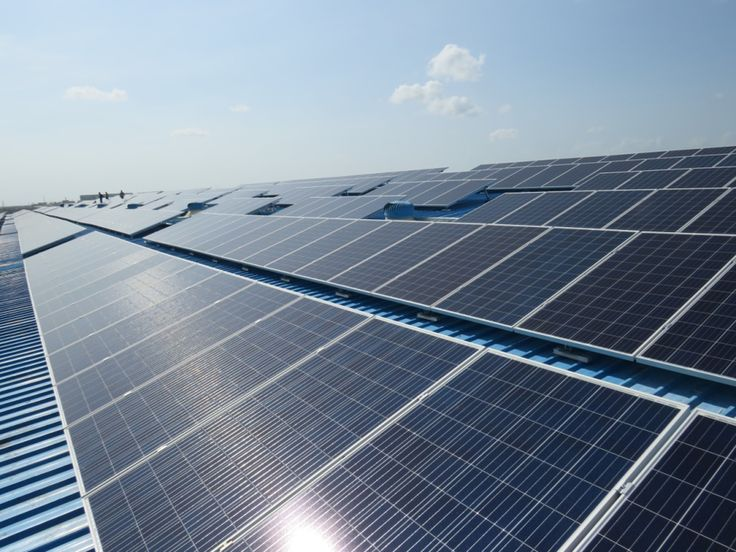 India's largest installation of rooftop solar at a single