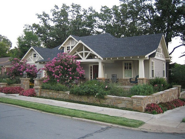 Craftsman Bungalow For The Home Pinterest