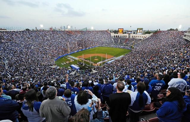 Seven years ago today, on March 29, 2008, a Red Sox-Dodgers game set the record for largest baseball crowd in history - 115,300