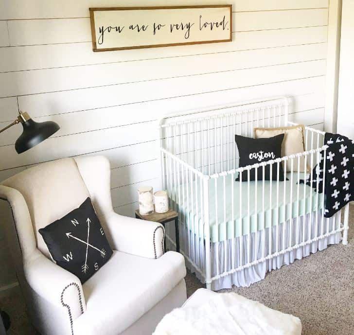 12 Stunning Gender Neutral Baby Nursery Design Ideas Baby Boy