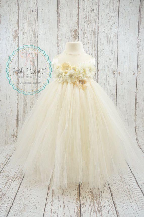 Hey, I found this really awesome Etsy listing at https://www.etsy.com/listing/237442481/ivory-flower-girl-dress-ivory-tutu-dress