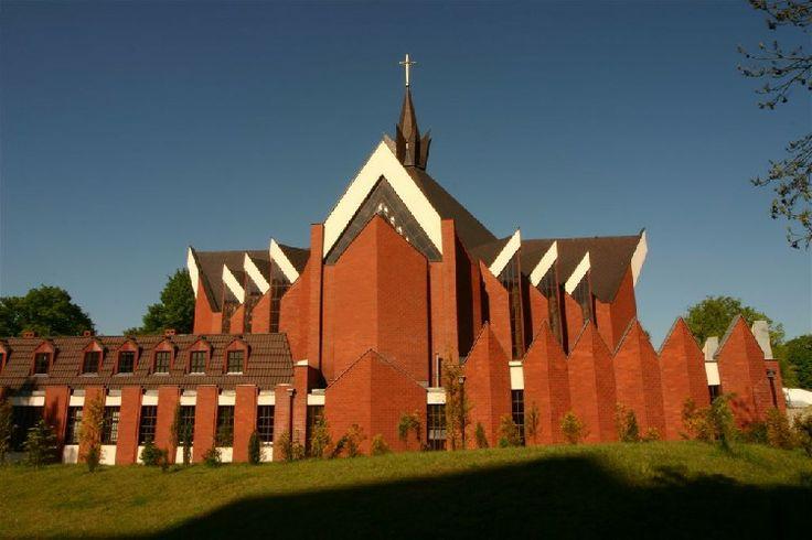 Szczeciński #klasztor dominikanów. #dominikanie #szczecin