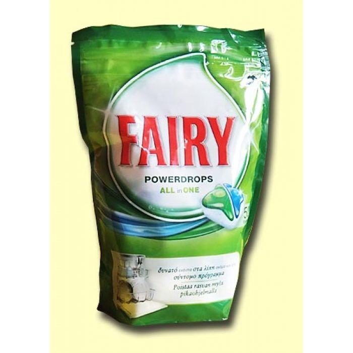 Капсулы для посудомоечной машины Fairy All in One Original 50 шт