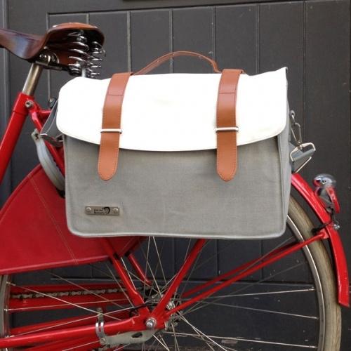 Bolzano cycling pannier