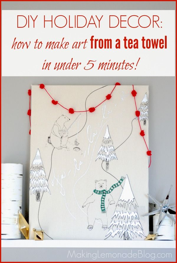 how to make animals out of tea towels
