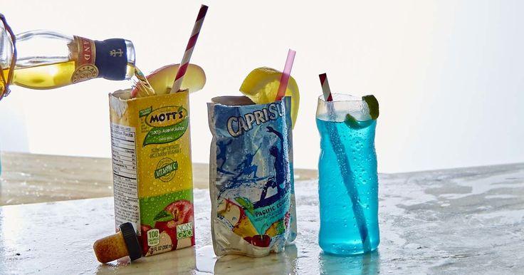 Capri Sun and Kool-Aid even better than you remember.