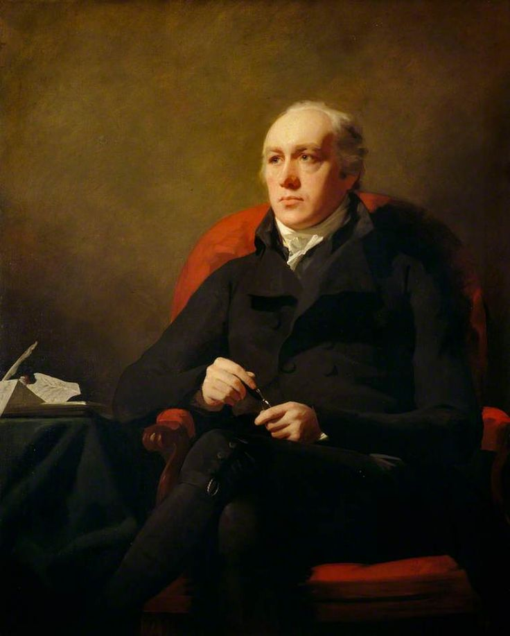Henry Raeburn - Charles Hope (1763–1851), Lord Granton, Lord President of the Court of Session