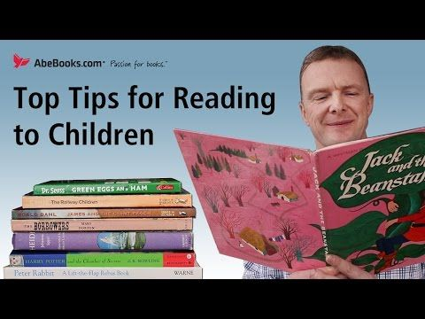 AbeBooks: 30 Books To Read To A Six-Year-Old