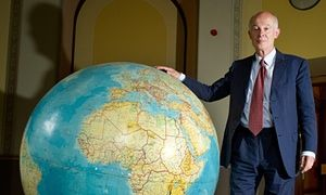 Hans Joachim Schellnhuber--Fossil Fuel Industry Must 'Implode' to Avoid Climate Disaster