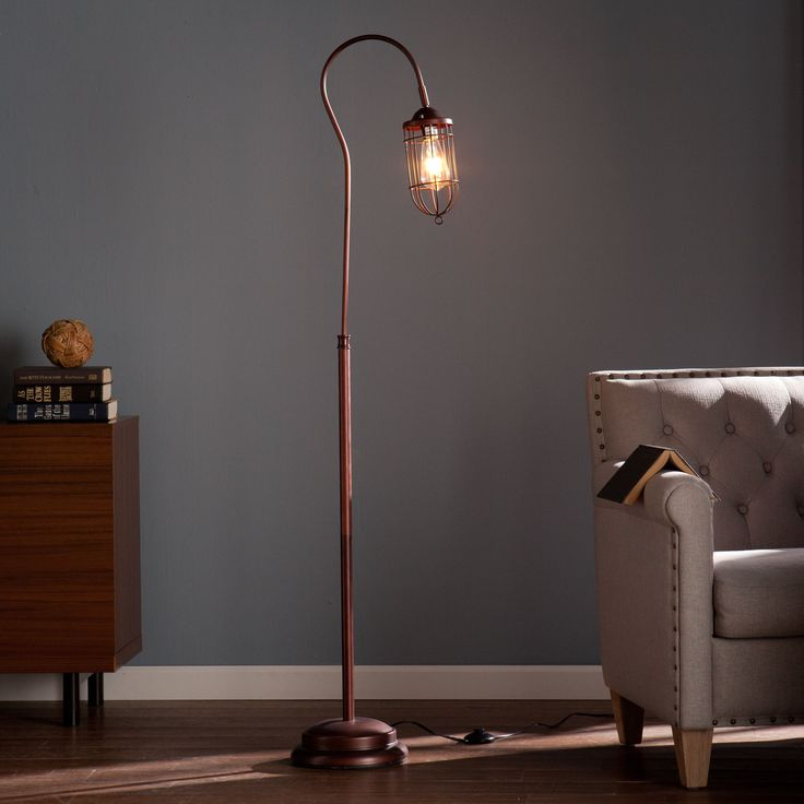 bronze finish floor lamps add light where you need it with stylish