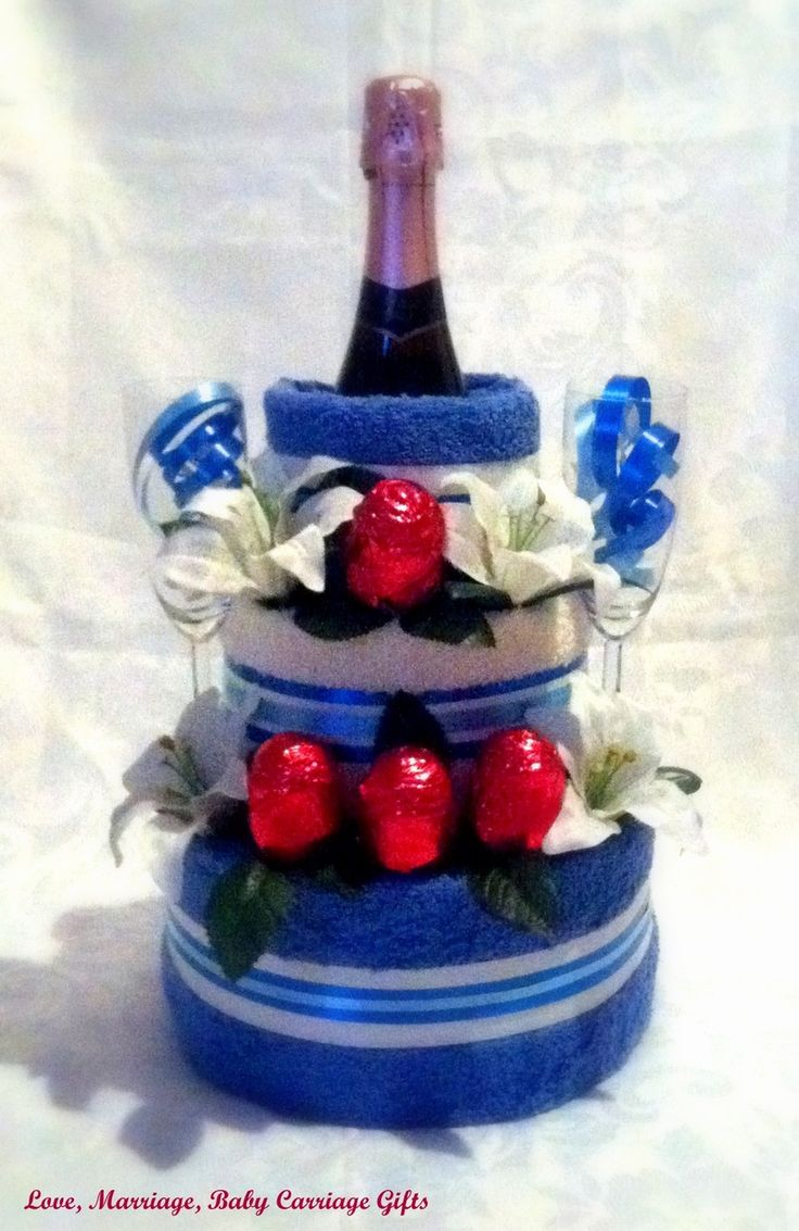 Unique Towel Cakes   Towel Cakes Photo Gallery - Love, Marriage, Baby Carriage Gifts