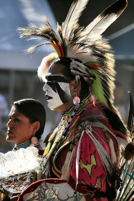 Chumash Pow-wow, via Flickr.  The culture of the Santa Ynez Band of Chumash Indians is deep within the souls of every tribal member and rests within our hearts, who maintain their connection & offer a 10-week language class to maintain their language & have developed their own language dictionary with over 4,000 entries.  You can learn more about our language at www.chumashlanguage.com