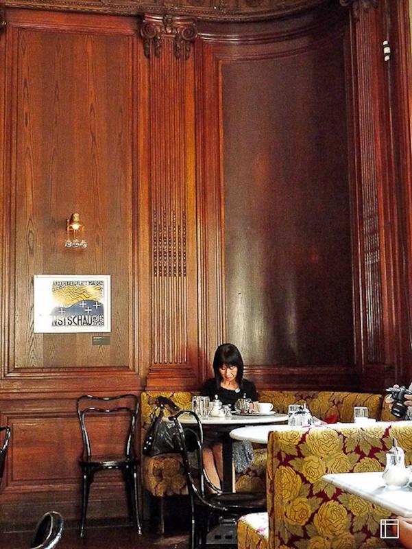 The Wiener Werkstaette Interior Design Style