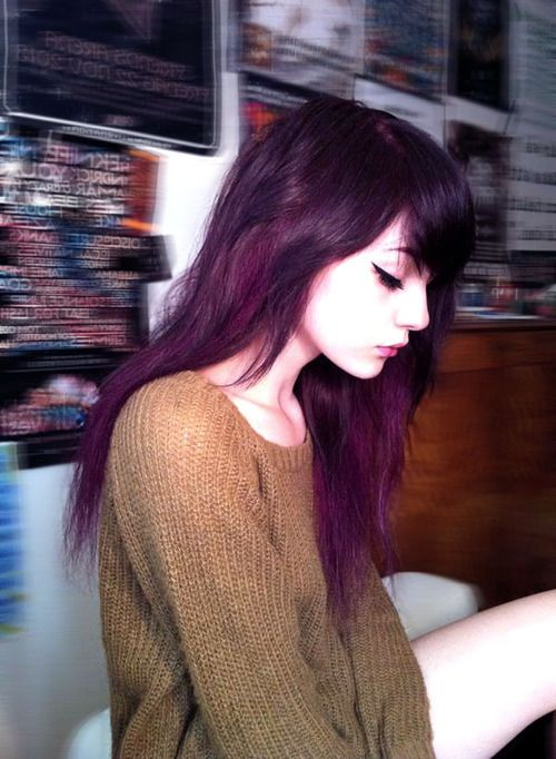I love my hair colour and would never dream of dying it BUT if i was to decide to, this would be a beautiful colour.