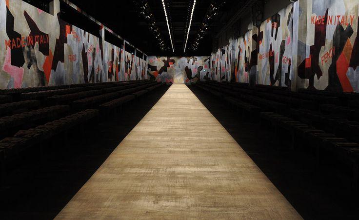 Catwalk tour: the top women's fashion week venues from A/W 2014 | Fashion | Wallpaper* Magazine