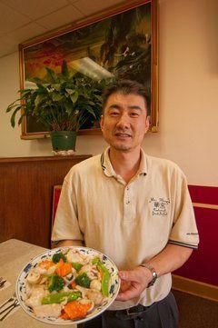 Mr. Wang's Chinese Buffet's Moo Goo Gai Pan