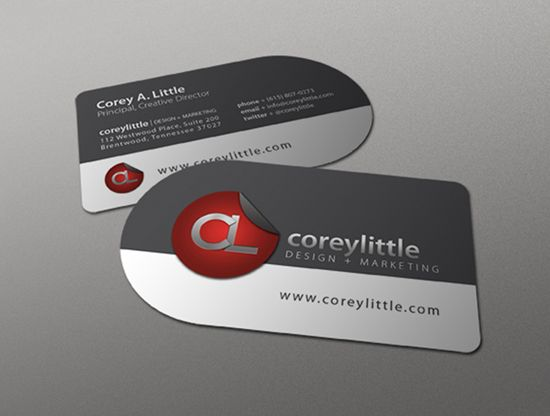 25 Fresh And Creative Business Card Designs